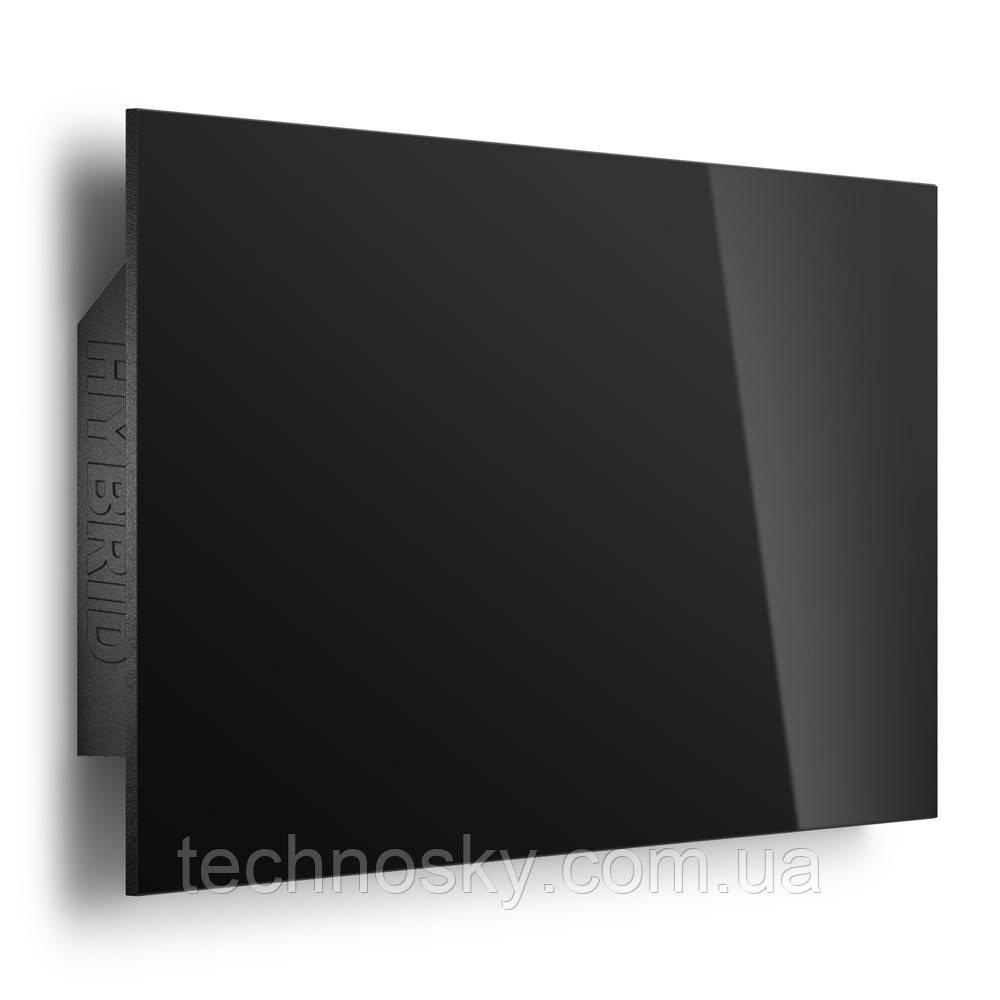 Панель керамическая отопительная HYBRID 420 (черная)