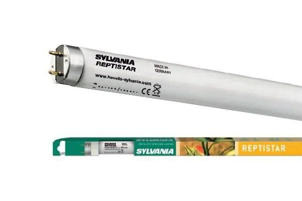 Лампа для тераріумів Sylvania F 36W/Reptistar G13