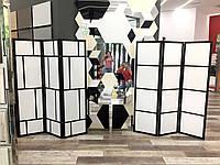 Ширма для комнаты, перегородки блоками