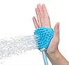 Перчатка для мойки животных Pet washer / Щетка душ для собак, кошек, фото 2