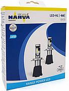 Лампы светодиодные Narva 18004 H4 6000K X2 15,8W