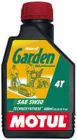 Моторное масло MOTUL GARDEN 4T 5W-30 0,6л Для двигателей садовой техники