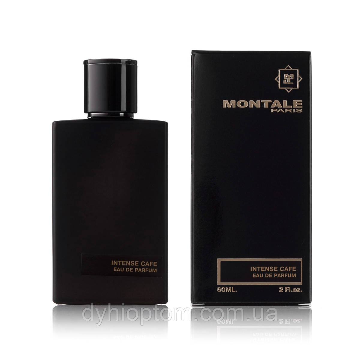 Мини парфюм Montale Intense Cafe 60 мл унисекс