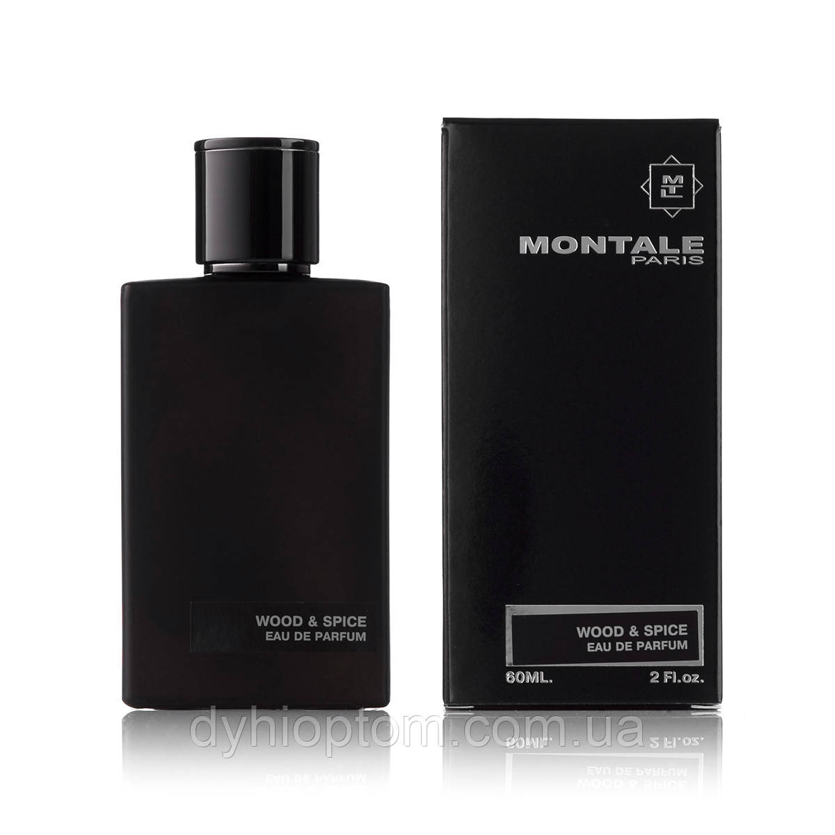 Мини парфюм Montale Wood and Spices 60 мл унисекс