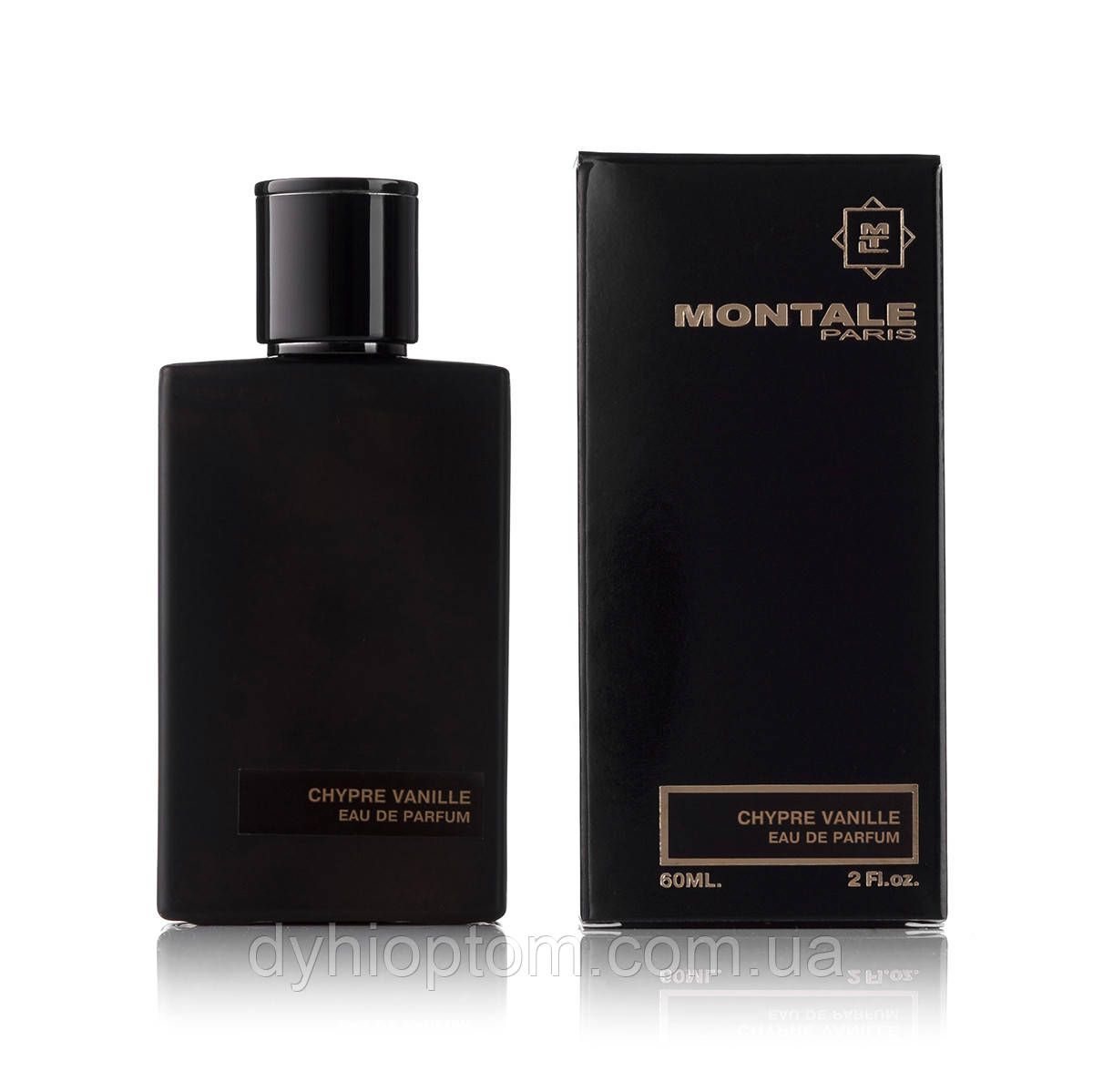 Мини парфюм Montale Chypre Vanille 60мл унисекс