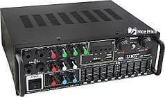 Интегральный усилитель UKC AV-326BT 240W Bluetooth с караоке