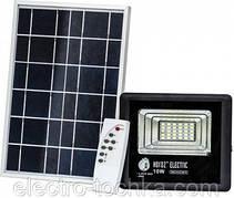 Прожектор светодиодный с солнечной панелью 40W 6400K HOROZ ELECTRIC TIGER-40