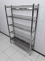Стеллаж для сушки посуды 1200х320х1800, фото 1