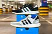Кроссовки мужские Adidas Iniki Runner Core Black 2.0, фото 7