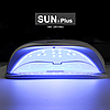 Лампа для маникюра Sun X Plus 72 Вт UV/LED / Лампа для ногтей / Лампа для гель лака, фото 8