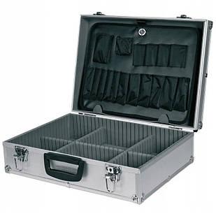 Кейс ящик для інструменту Topex 79R220 45x15x32 см алюмінієвий