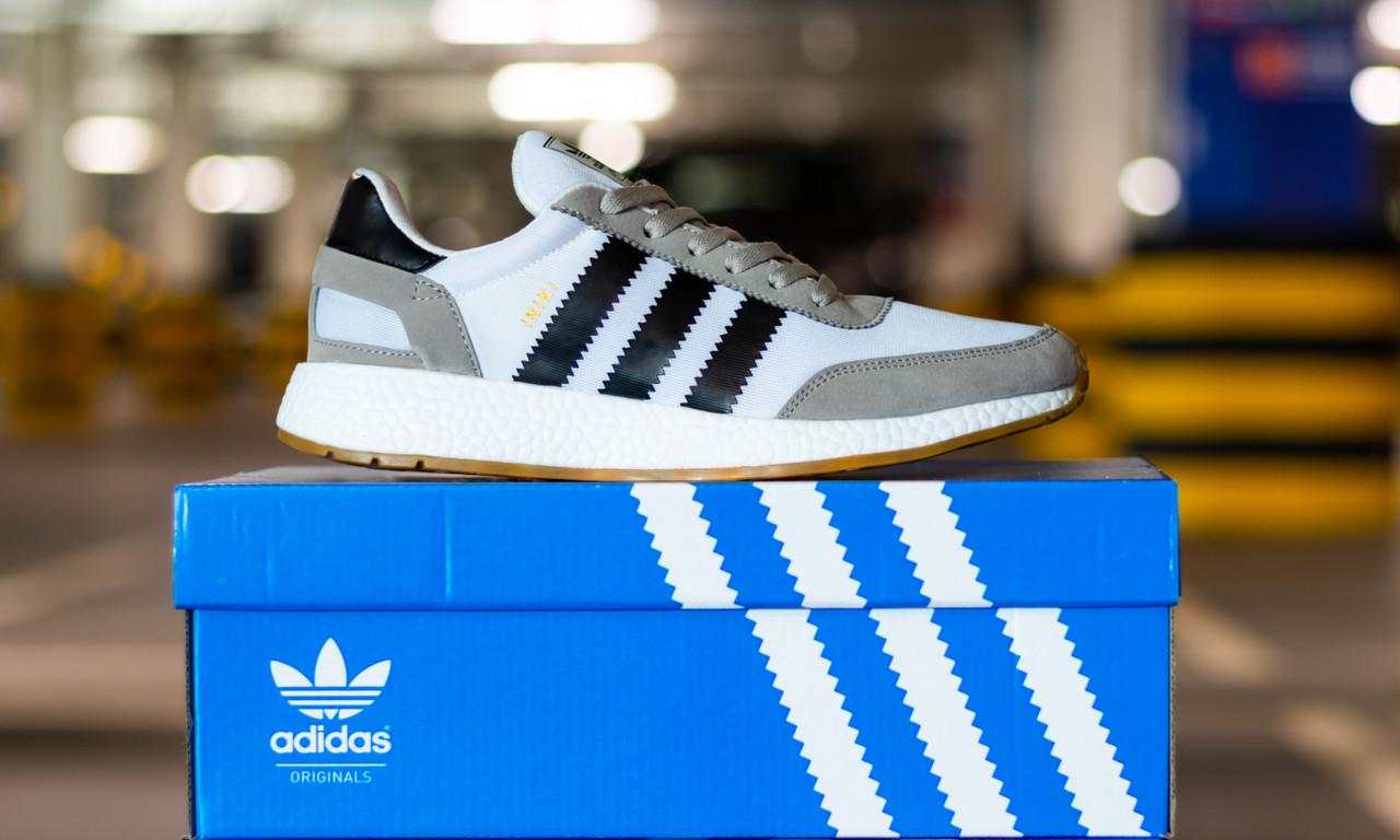 Кроссовки мужские Adidas Iniki Runner Footwear White