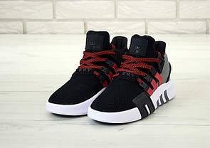 Чоловічі кросівки Adidas EQT,ADV Black/Red