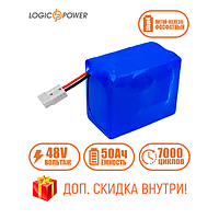 Аккумулятор для ИБП фосфатный LP LiFePo-4 48 V - 50 Ah (BMS 60A)