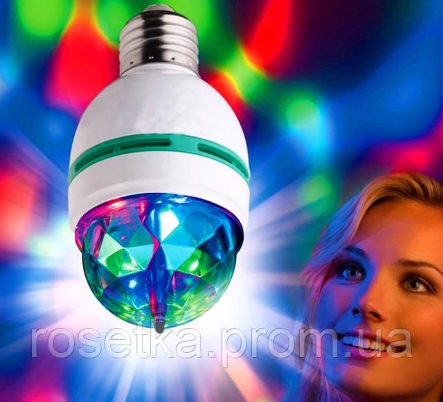 светодиодную диско-лампу LED Mini Party Light Lamp