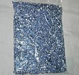 14400 шт Стразы Оптом термоклеевые Premium Crystal SS20 Hot Fix, фото 2