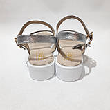 38, р. Женские босоножки кожаные отличного качества Последняя пара, фото 8