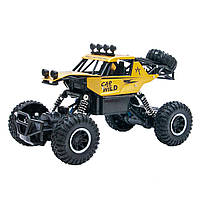 Автомобіль на р/у Sulong Toys Off-Road Crawler Car vs Wild золотий 1:20 (SL-109AG)
