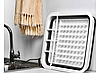 Складная универсальная сушилка для посуды и продуктов / Сушки и органайзеры для посуды, фото 8
