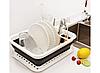 Складная универсальная сушилка для посуды и продуктов / Сушки и органайзеры для посуды, фото 9