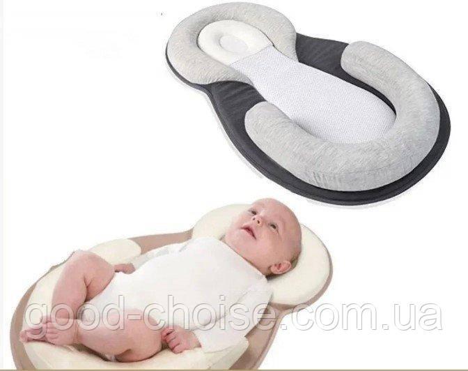 Детская подушка baby sleep positioner   Подушка для младенцев
