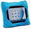 Дорожная подушка-трансформер 3 в 1 Go Go Pillow / Чехол для планшета, подставка, подголовник, фото 3