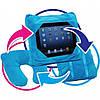 Дорожная подушка-трансформер 3 в 1 Go Go Pillow / Чехол для планшета, подставка, подголовник, фото 5