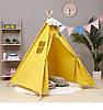 Вигвам \ Детская Игровая Палатка 136см, фото 4