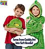 Детский плед с капюшоном и рукавами / толстовка Huggle Pets Hoodie, фото 5