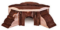 Trixie (Трикси) Thordis Corner House Угловой домик из дерева для морской свинки 35 × 15 × 37/37 см