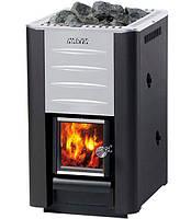 Дровяная печь для бани и сауны Harvia 20 Boiler