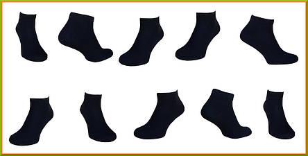 Шкарпетки спортивні чоловічі SOI р. 27 (41-42) чорний, фото 2