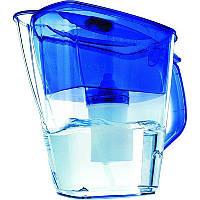 Водоочиститель Кувшин Грант, синий, фото 1