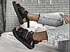 Жіночі сандалі New Balance Beach Couple Sports Sandals Total Black, фото 4