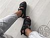 Жіночі сандалі New Balance Beach Couple Sports Sandals Total Black, фото 2