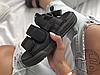 Жіночі сандалі New Balance Beach Couple Sports Sandals Total Black, фото 6