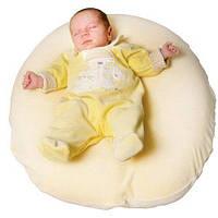 """Чохол-наволочка для подушки Лежень серії """"Comfort"""", жовтий"""
