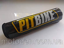 Подушка на распорку руля кроссового мотоцикла Pitbike 20х5см