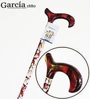 Складная трость, метакрилатная рукоятка Garcia 322, фото 1