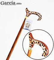 Трость с модной акриловой рукояткой, дерево Garcia 227