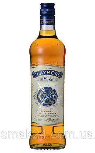 Виски Claymore 0,7л  Шотландия