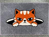 Килимок з котиками 750х500 мм, фото 1