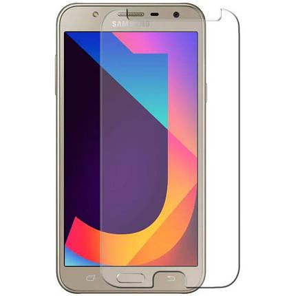 Защитное стекло PowerPlant для Samsung Galaxy J7 Neo, фото 2