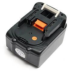 Акумулятор PowerPlant для дамських сумочок та електроінструментів MAKITA GD-MAK-14.4(B) 14.4 V 4Ah Li-Ion