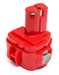 Акумулятор PowerPlant для дамських сумочок та електроінструментів MAKITA GD-MAK-12(A) 12V 3Ah NIMH(1201)