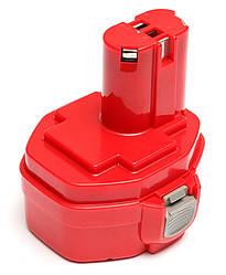 Акумулятор PowerPlant для дамських сумочок та електроінструментів MAKITA GD-MAK-14.4(A) 14.4 V 2Ah NICD