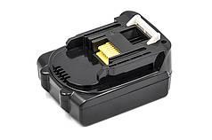 Акумулятор PowerPlant для дамських сумочок та електроінструментів MAKITA 14.4 V 1.5 Ah Li-ion