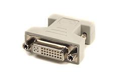 Переходник PowerPlant VGA M - DVI F