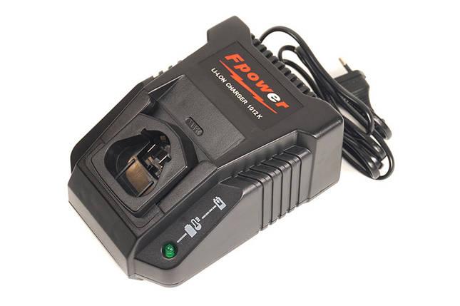 Зарядное устройство PowerPlant для шуруповертов и электроинструментов BOSCH GD-BOS-12V, фото 2