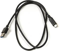 Кабель PowerPlant USB 3.0 Type-C – USB 1м